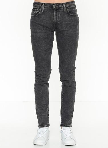 Levi's® Jean Pantolon | 512 - Slim Taper Gri